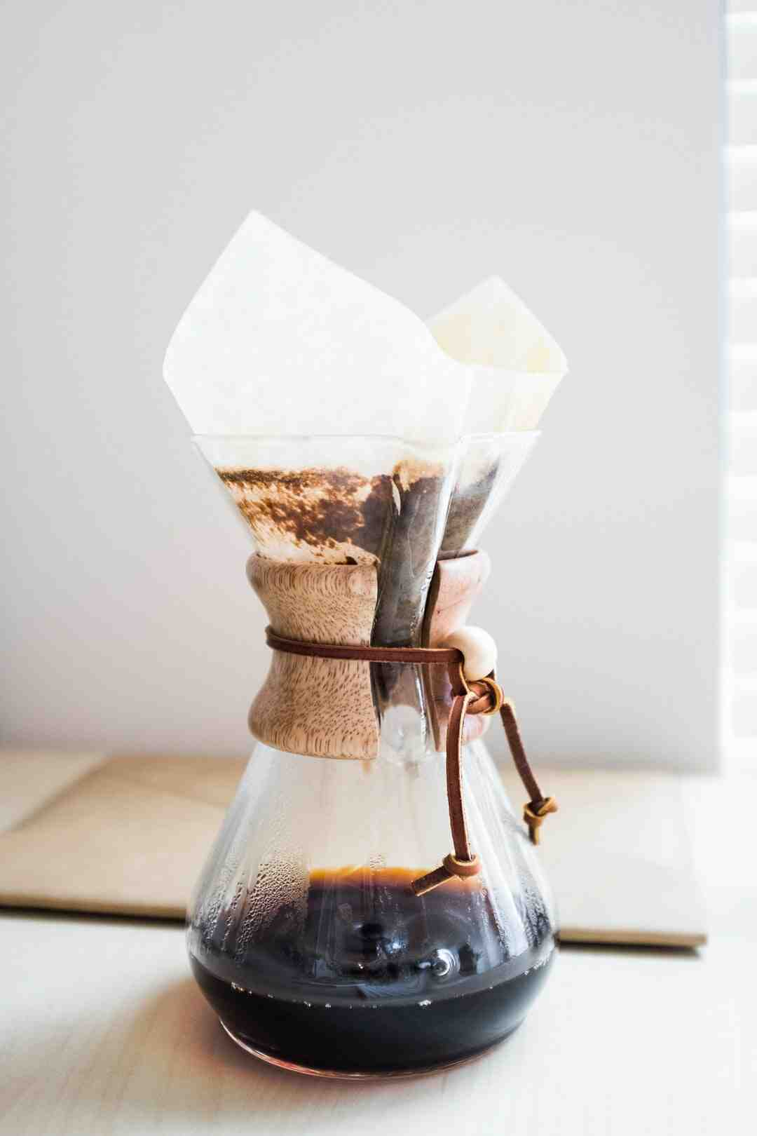 How do you keep coffee grounds from going Mouldy?