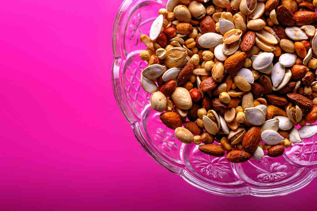 Nuts and seeds list