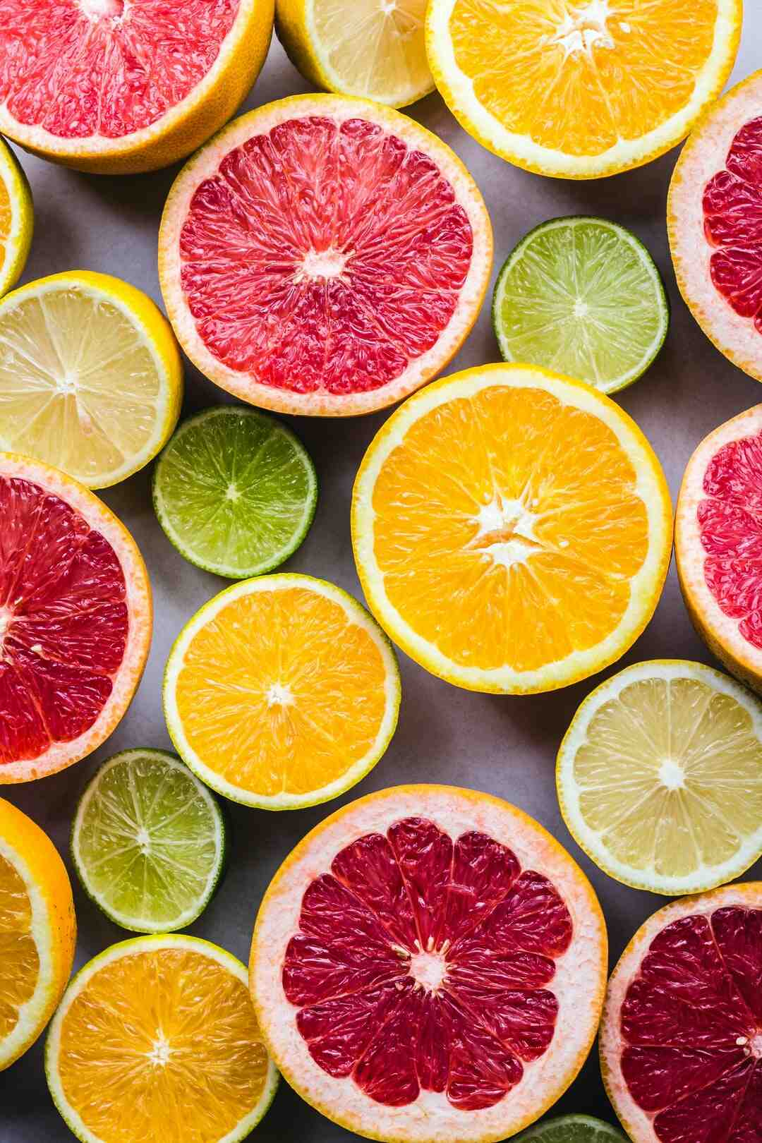 What drinks contain vitamin C?