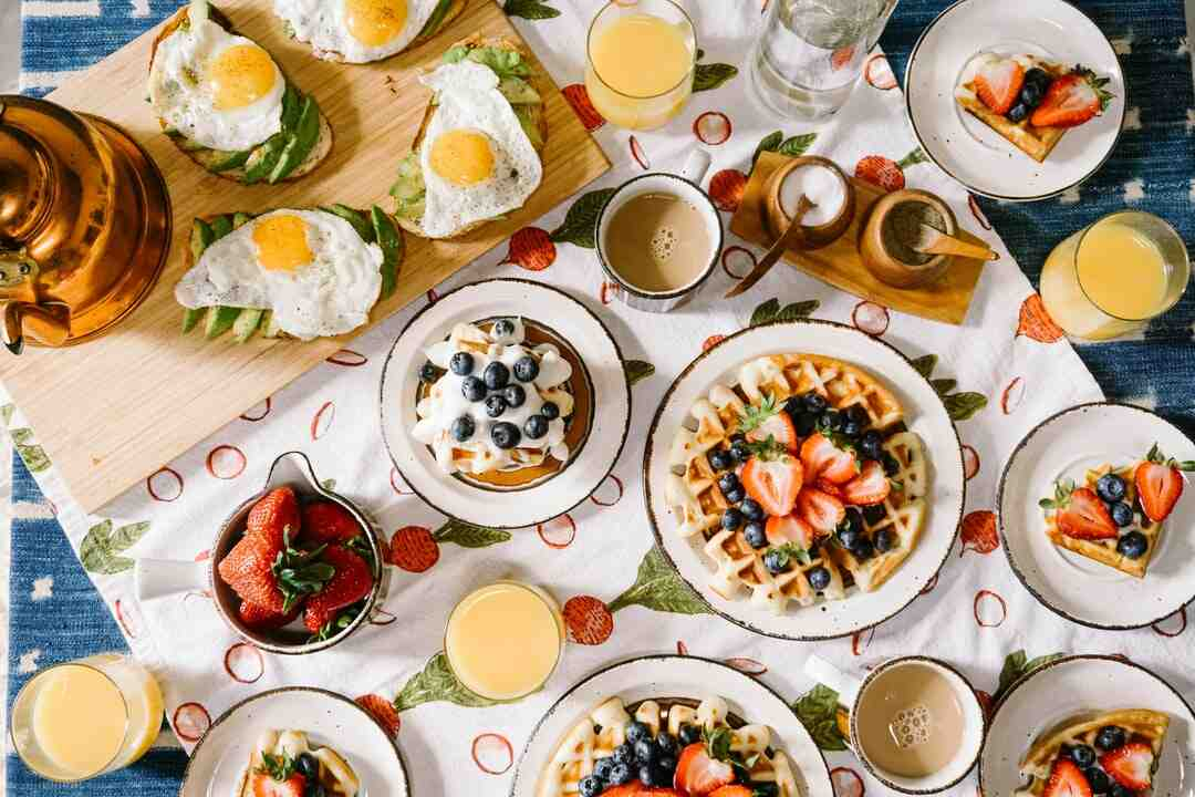What should you not eat for breakfast?