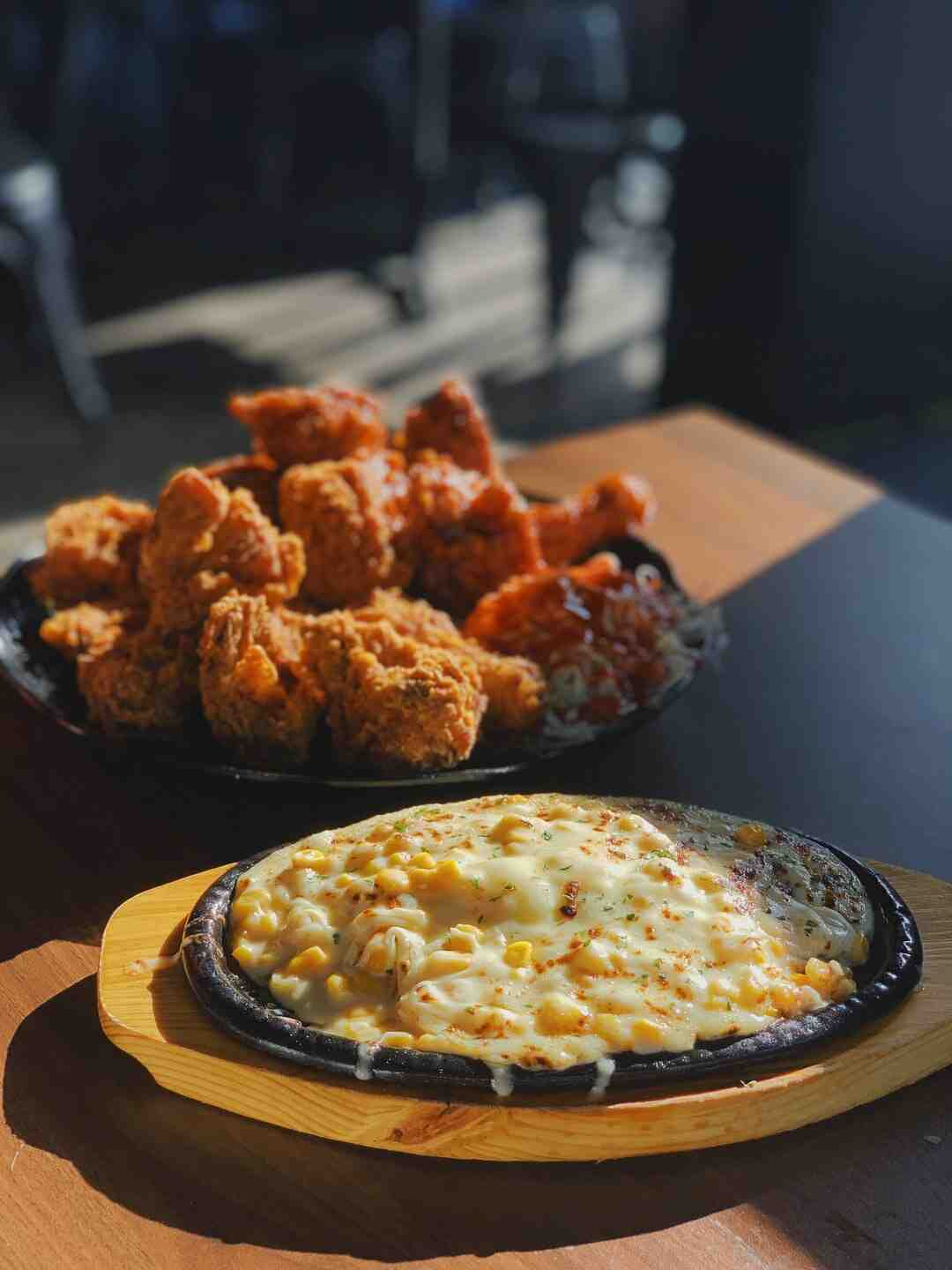 How wing recipes