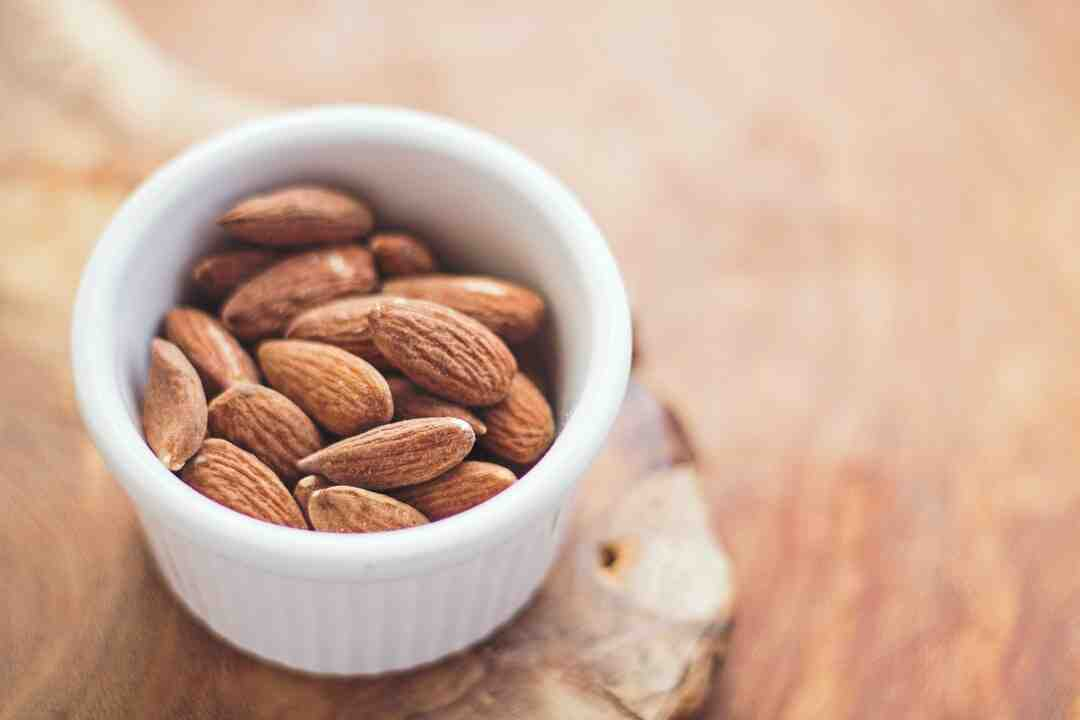 What are the top 5 healthiest nuts?